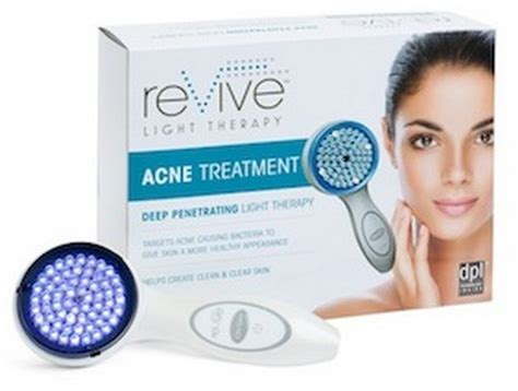 light therapy reviews revive light therapy acne treatment handheld system