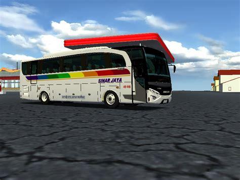 Sinar Jaya Modifikasi Keren by Jetbus 2 Sinar Jaya 49rb Haulin