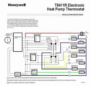 Collection Of Carrier Heat Pump Thermostat Wiring Diagram