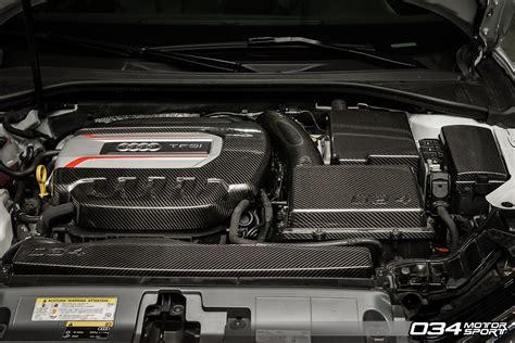 Carbon Fiber Engine Cover Package, 8v Audi S3