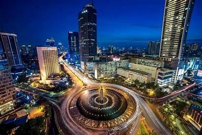 Indonesia Bundaran Hotel Hour Hi Travel