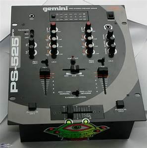 L4argus Pro : argus gemini dj ps 525 pro audiofanzine ~ Gottalentnigeria.com Avis de Voitures