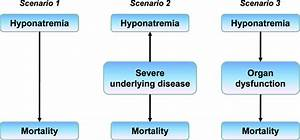 Hyponatremia Chart Hyponatremia And Mortality How Innocent Is The Bystander