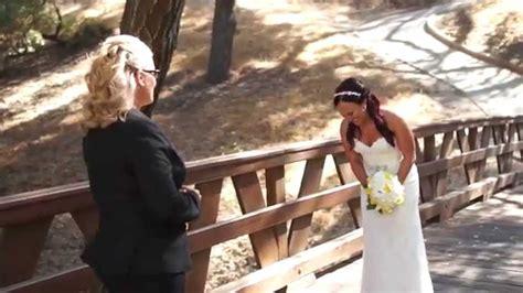 Same Sex Wedding Amy Elizabeth Lesbian