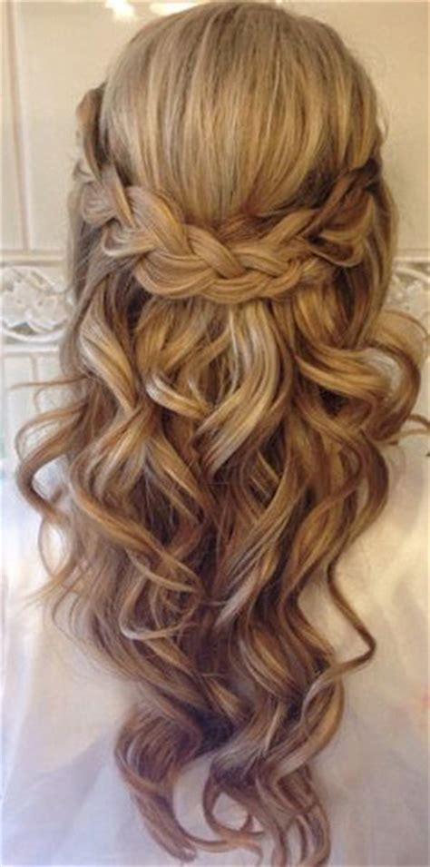 20 amazing half up half down wedding hairstyle ideas oh best day ever