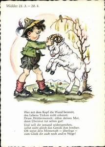 März Sternzeichen Widder : k nstler ansichtskarte postkarte hanitzsch sternzeichen widder aries 21 m rz bis 20 april ~ Indierocktalk.com Haus und Dekorationen