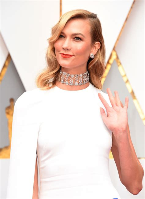 Karlie Kloss Photos Annual Academy Awards