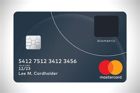 We did not find results for: Mastercard Biometric Credit Card | HiConsumption