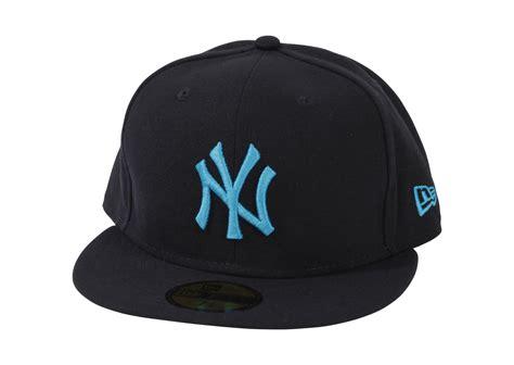 Casquette New York New Era Casquette New York Bleu Fonc 201 E 50 Sur Le 2e Article Chausport