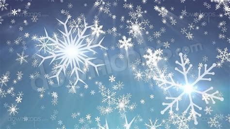 snowy 1 snow christmas video loop animated motion