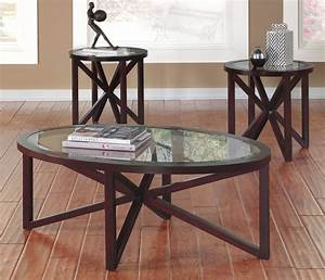 Coffee tables ideas oval coffee table set contemporary for Modern coffee table and end table set