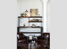 Bachelor's Pad Bar Ideas & Tips Artisan Crafted Iron