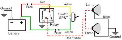 Fog Light Wiring Speedsterowners Speedsters