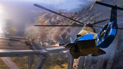 Gunship Battle Wallpapers Helicopter 3d Heavy