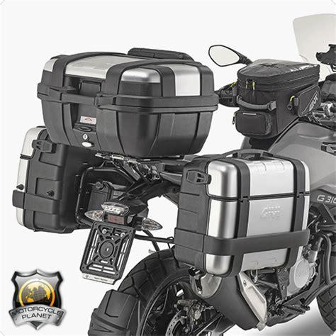 Givi Pl5126 Pannier Rack For Bmw G 310 Gs  Bmw G 310 Gs