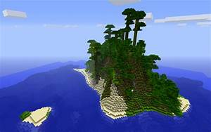 Jungle Island Minecraft Seed Hunter