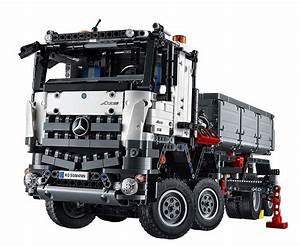 Lego Technic Camion : lego technic 42043 camion mercedes benz arocs 3245 kit ~ Nature-et-papiers.com Idées de Décoration
