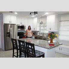 Ugly Kitchen Contest Winner Kitchen Makeover Reveal