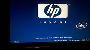 How to Flash (Upgrade) the BIOS for HPZ800 Workstation ...