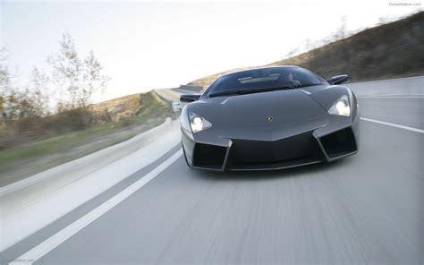 Lamborghini Reventon Widescreen Exotic Car Wallpaper 15