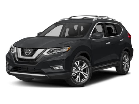 nissan rogue  awd sl msrp prices nadaguides