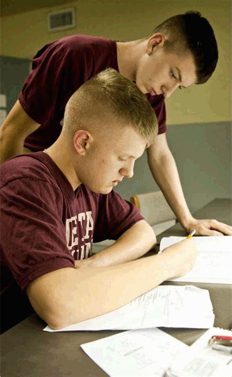 military boarding school   good boys  bad grades