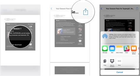 to print a picture from iphone how to print mail messages to pdf with 3d touch on iphone