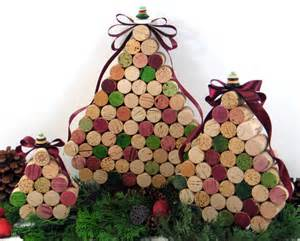 have yourself a merry little christmas wine cork christmas tree