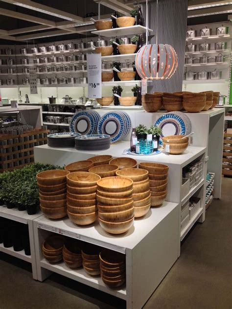 crate and barrel ikea visual merchandising for summer madeya