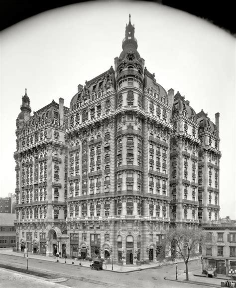 Circa 1906 Ansonia Apartments Broadway New York City