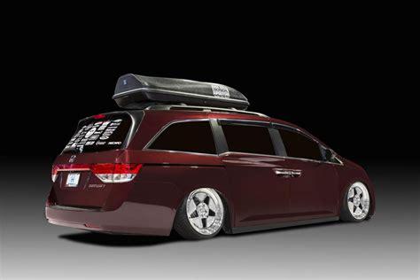 Honda Odyssey Bisimoto by 1000 Horsepower Honda Odyssey By Bisimoto