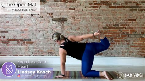 I was raw vegan for two years, lived in costa rica for a few months, and was a private chef on maui, hi. Day 13 Open Mat Challenge: Yoga For A Calm Heart - Bad ...