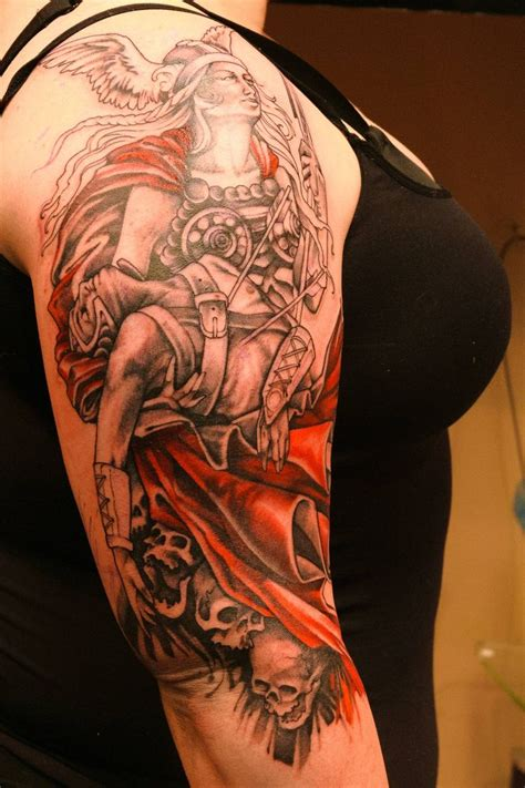 100's Of Valkyrie Tattoo Design Ideas Pictures Gallery