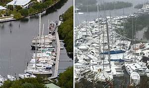 Hurricane Irma damage so far: Before and after pictures ...