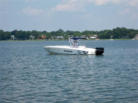 Boat Trader Scarab 302 by 1998 Scarab Sport 302 Sold The Hull
