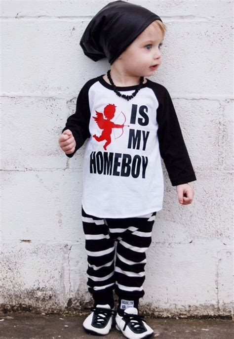 Valentine Shirt for Kids - Cupid is my homeboy ...
