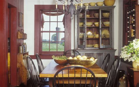 salle a manger style colonial style colonial milesi