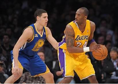 Warriors Klay Kobe Lakers Nba Thompson Golden