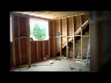 dormer loft conversion  dracom builders mp youtube