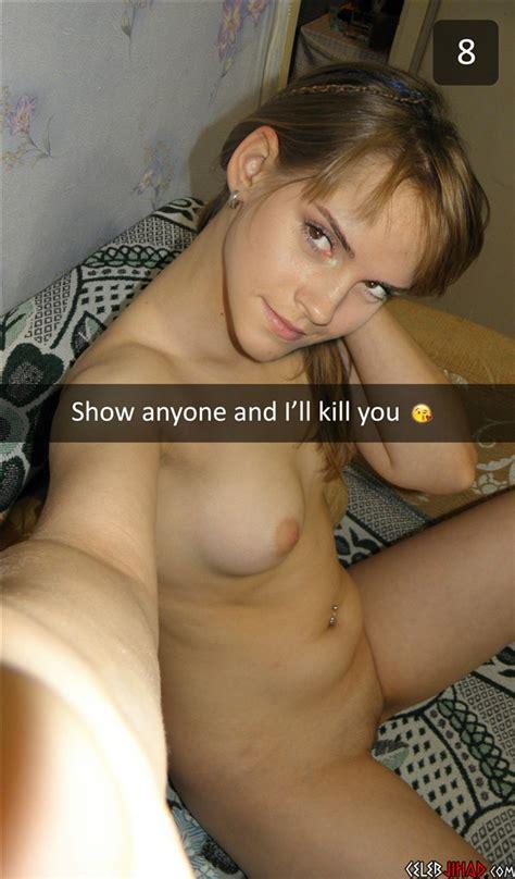 Emma Watson Nude Snapchat Photo Leaked