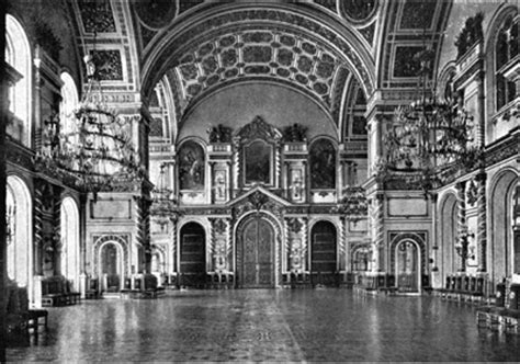 st alexander hall