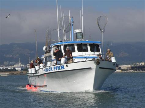 Emeryville Party Boat Fishing by Fish Report Marin Coast Trip Wednesday