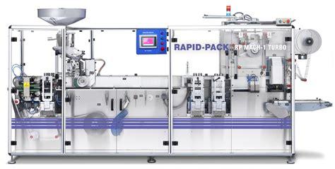 blister packaging machine rapid pack engineering