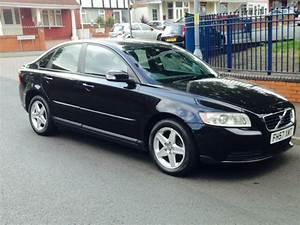 Volvo S40 1 6 Petrol 2007  Black  1350 U00a3 Open To Offers