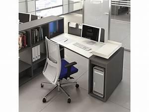 Computer Arbeitsplatz Möbel : schreibtisch b ro wei ~ Indierocktalk.com Haus und Dekorationen