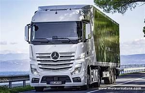 Mercedes Poids Lourds : mercedes autorise l 39 emploi de carburants non p troliers sur ses poids lourds ~ Medecine-chirurgie-esthetiques.com Avis de Voitures