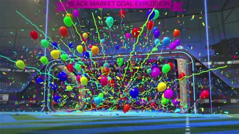 Party Time Goal Explosion