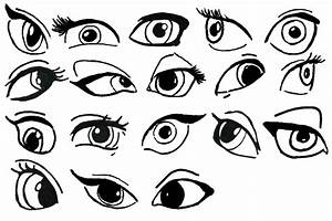 Disney Eyes (girls - second version) by BlckRaven on ...