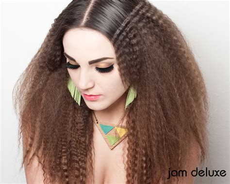 Crimped Hairstyle ? Why Not !