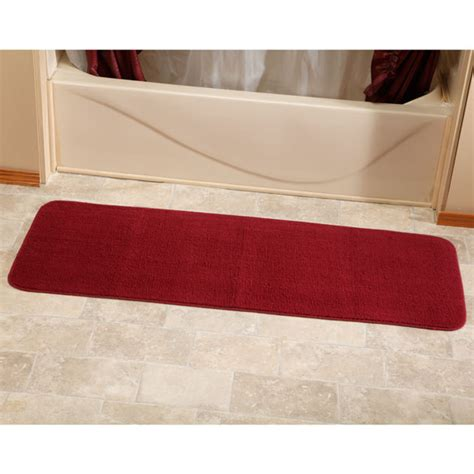 Bath Rug Runner by 60 Quot Bath Rug Runner Bath Rug Runner Bathroom Runner